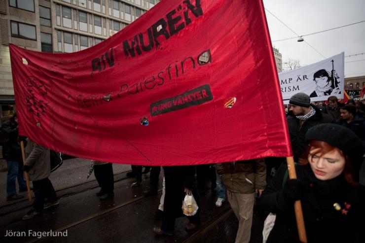 israelprotester-24-januari-2009