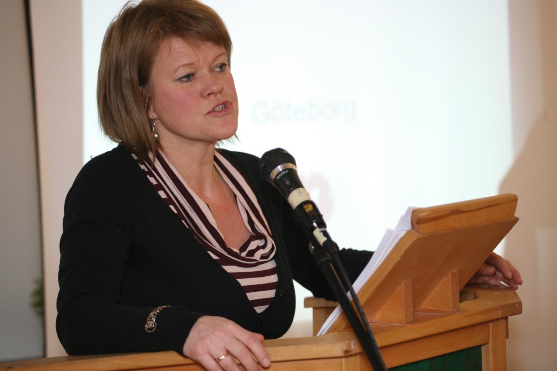 Ulla Andersson (V)
