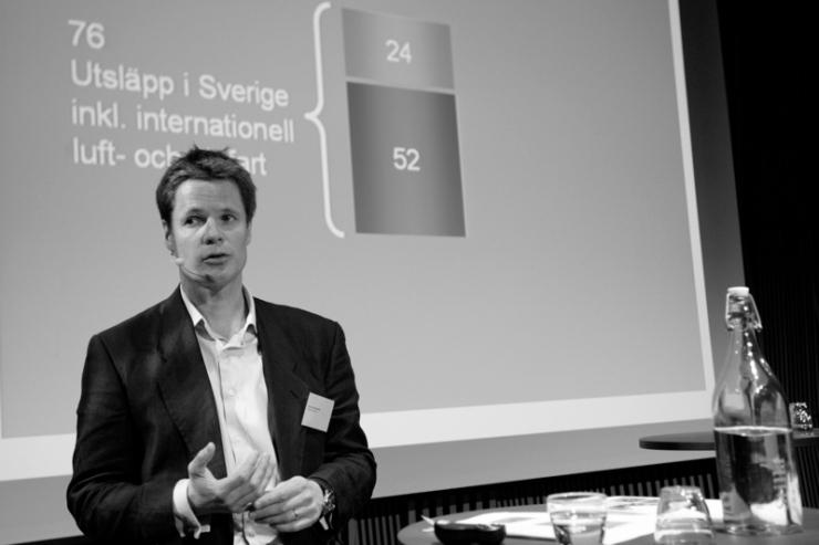 Sven Hunthammar, Naturvårdsverket.