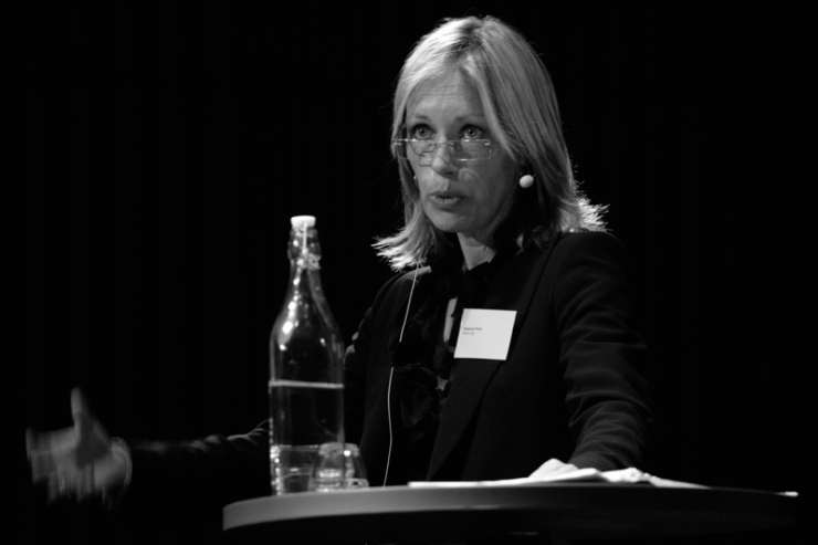 Katarina Pelin, miljödirektör Malmö Stad.