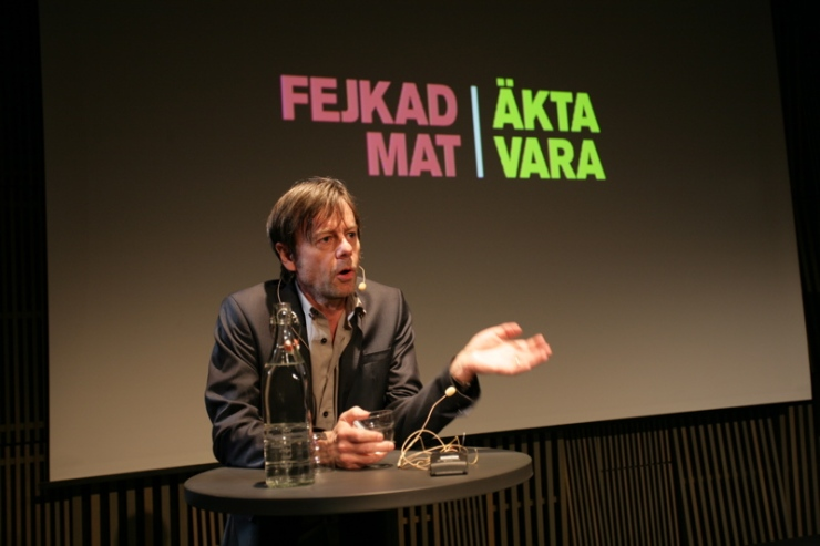 Mats Eric Nilsson.
