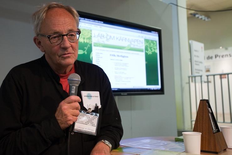 Gunnar Westberg ordförande för världsfederationen International Physicians for the Prevention of Nuclear War, IPPNW, 2004–2008.