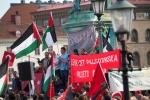 Manifestation till stöd för Ship to Gaza