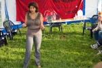 Socialistisk festival i Biskopsgården till stöd för Palestina.