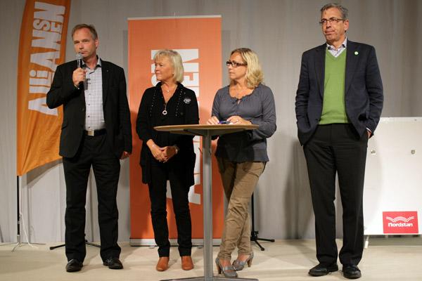 Högerpakten i Göteborg.