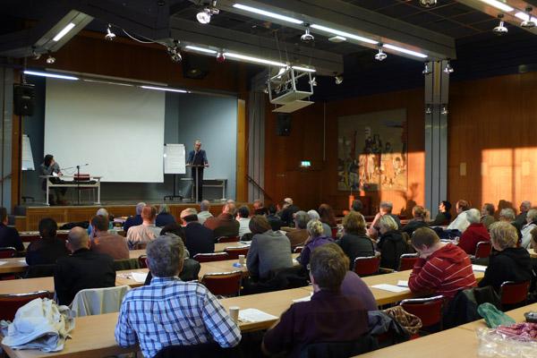 Sören Kviberg inledde diskussionen kring regionvalet.