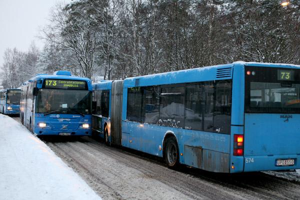 Om, och hur, Angered och Kärra skall kopplas med kollektivtrafiken till pendeltågen mot Trollhättan är fortfarande oklart.