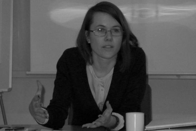 Anjelica Hammersjö har mångårig erfarenhet av föreläsningar och arbete mot härskartekniker.