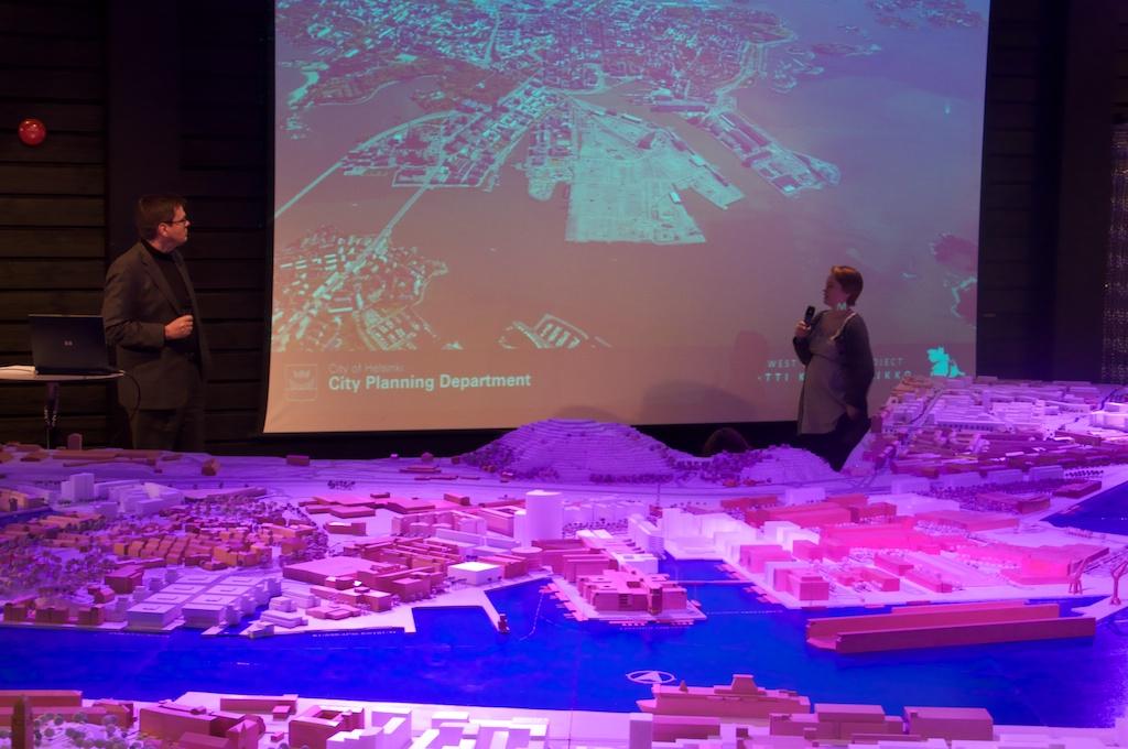 När Helsingfors byggde en ny hamn tre mil utanför stan öppnades en stor yta för stadsutveckling.