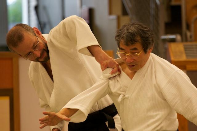 Toshikazu Ichimura och Bo Dahlman