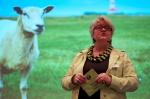 Carina Ohlsson, ordförande FAH Kommunerna och miljön.