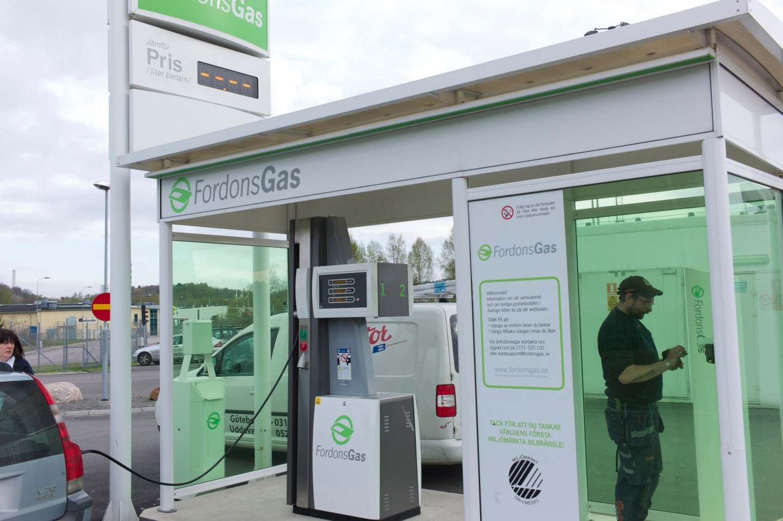 Biogas kan användas till mer än fordonsbränsle.