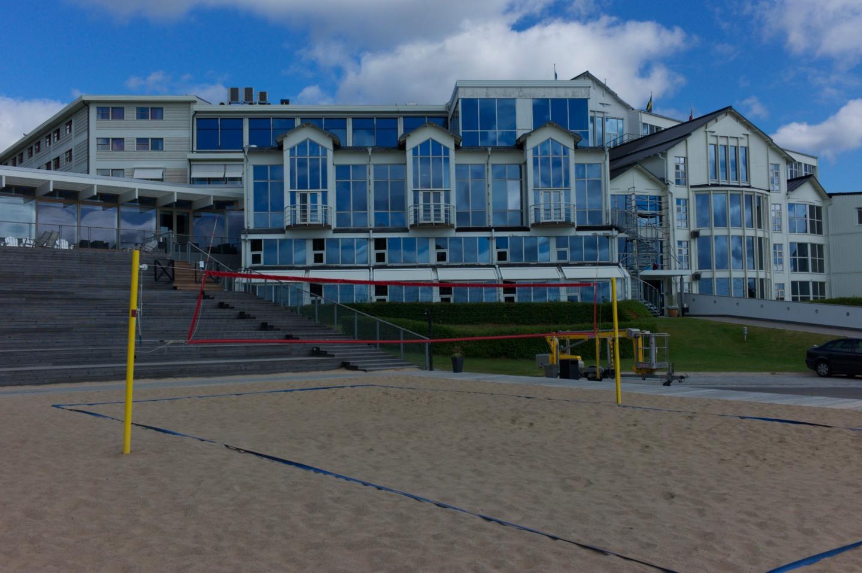 Stenungsbaden i Stenungsund var skådeplatsen för budgetkonferensen.