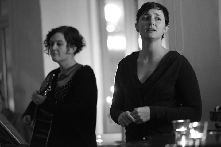 Trio con Alma stod för underhållningen i år igen.
