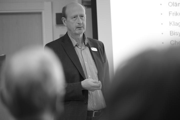 Jan Persson, förste stadsjurist Göteborgs Stad.