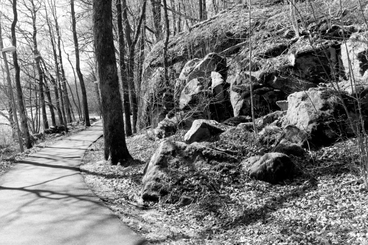 Angered och Gårdsten bjuder på fantastiskt vårväder och fina cykelmöjligheter.