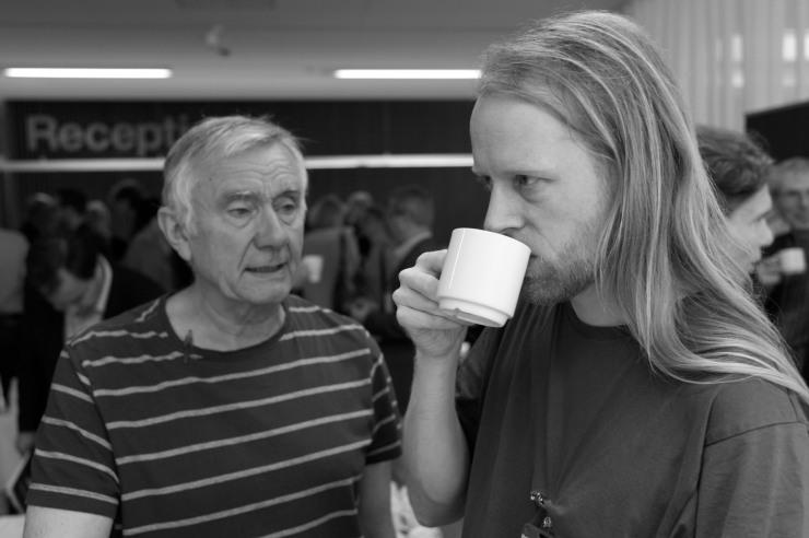 Kent Österberg och Johan Zandin.