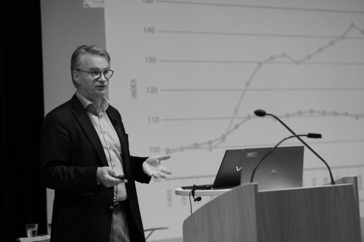 Christer Ljungberg, VD på konsultföretaget Trivector.