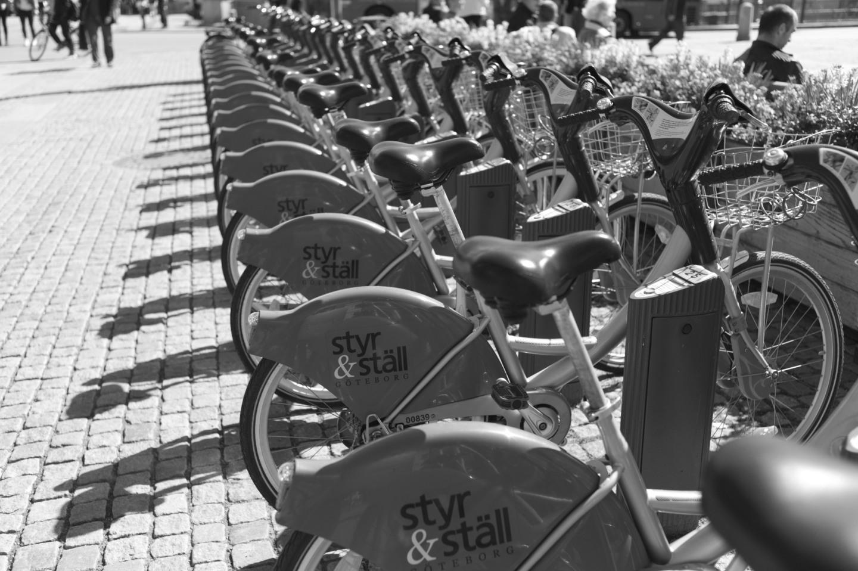 Göteborgs mångkulturella trafiksäkerhetsförening har i många år lärt vuxna kvinnor att cykla. De kan nu använda Styr & Ställ.