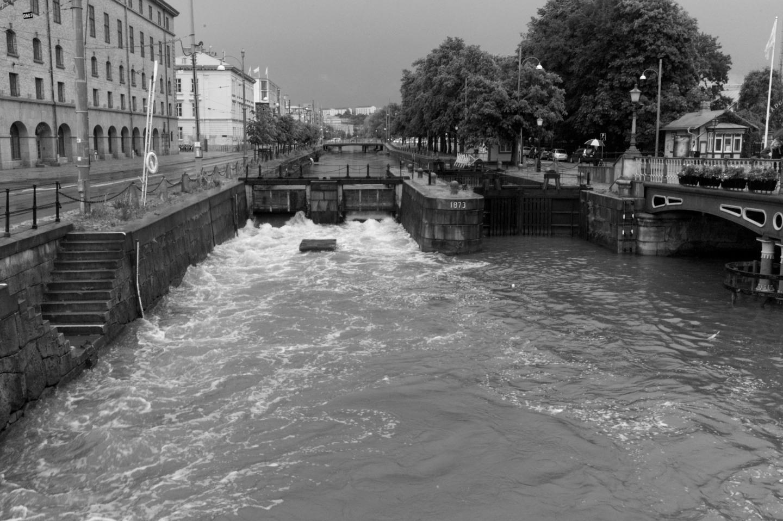 Den globala färskvattenanvändningen är ett område mänskligheten fortfarande håller sig inom planetens gränser.