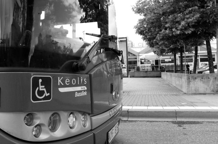 Vore det inte bättre om Västtrafik körde bussarna på egen hand och inte Keolis?