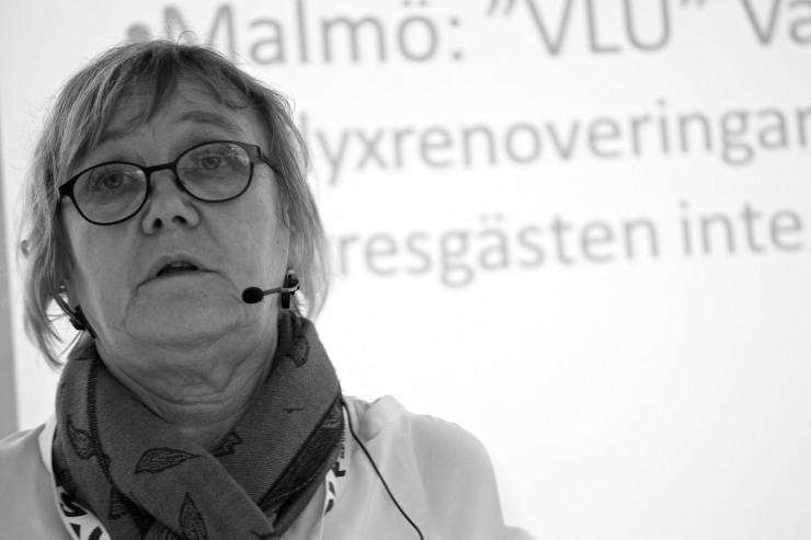 Ann-Margret Liv, Stockholm.