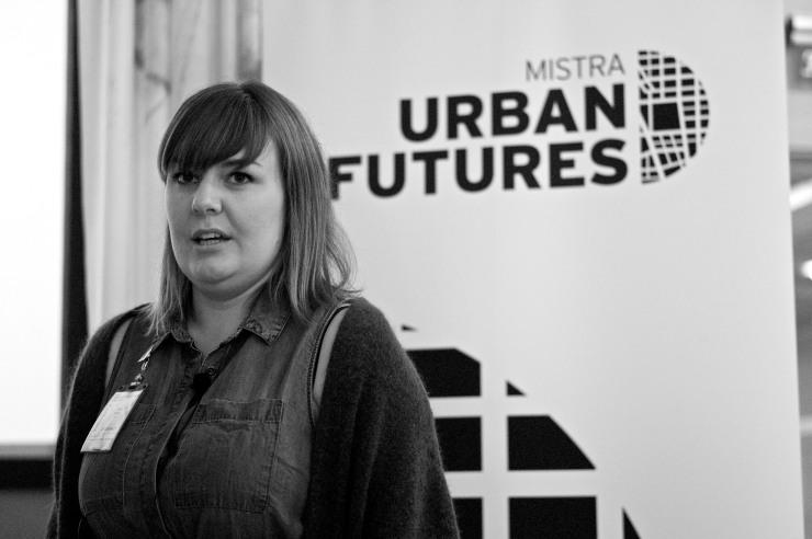 Lisa Bolin, SP, presenterade huvudstudiens metod och resultat.