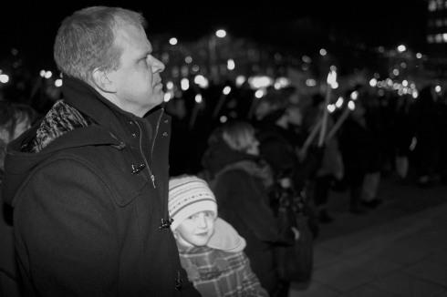 Thomas Martinsson, kommunalråd i Göteborg (MP) med ansvar för kultur, integration, jämställdhet, funktionshinder, HBTQ och mänskliga rättigheter.