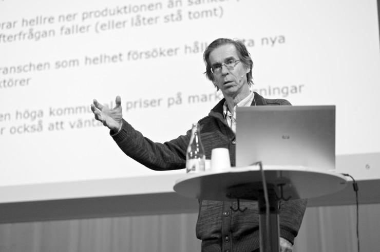 Hans Lind, KTH.