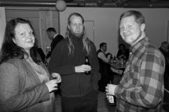 Mia, Johan och Patrik.