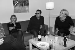 Lisa, Henrik och Elin.