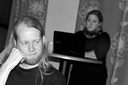 Johan och Johanna.