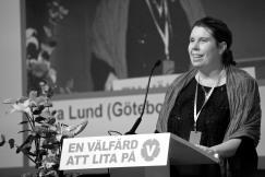 Sara Lund Persson.