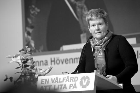 Anna Hövenmark, partistyrelsen.