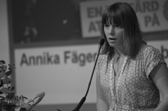 Annika Fägerlind.