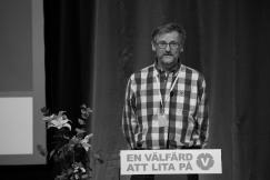 Mats Pilhem, göteborgare i partistyrelsen.
