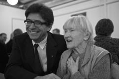 Ingalill Anderssons begravning