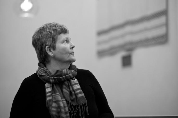 Anna Hövenmark blickar både framåt och bakåt i arbetet.