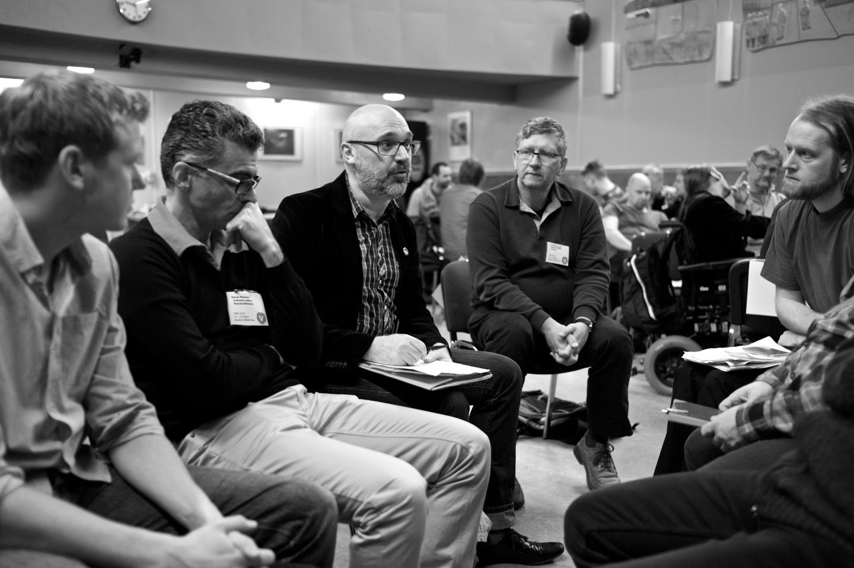 Claes reflekterar över de gångna två dagarna och blickar framåt mot sista dagen av årskonferensen.