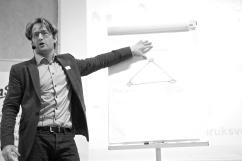 Carl Mossfeldt, Tällberg Forum.
