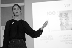 Anna Haraldson Jensen, mikrofond Skåne.
