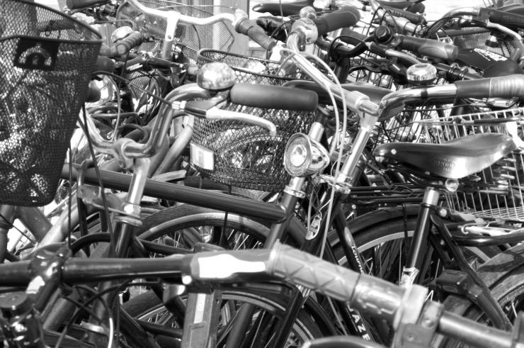Cyklar förekom i resonemangen men inte tillräckligt mycket för att klara klimatmålen.