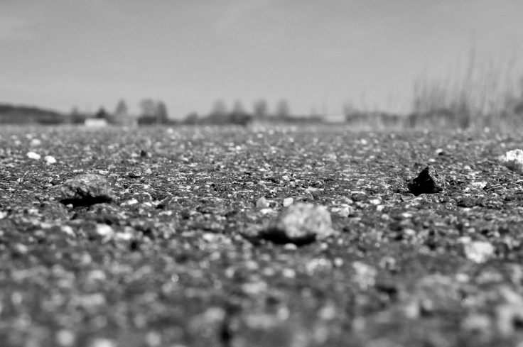 ...i Lerum var full av grus.