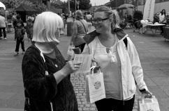 Eva samtalar med Socialdemokraterna.