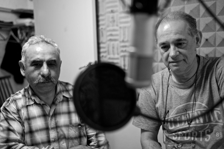 José och Raul är även partimedlemmar.
