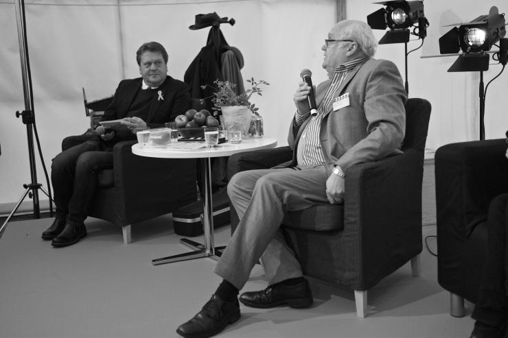 Anders Mårtensson intervjuar Lars Henriksson, Skanska.
