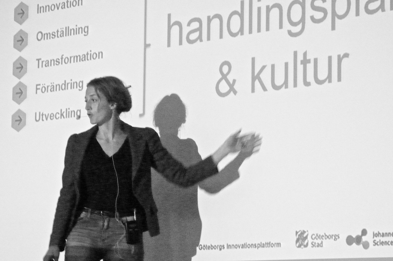 Ann-Louise Hohlfält, stadsledningskontoret Göteborgs Stad.