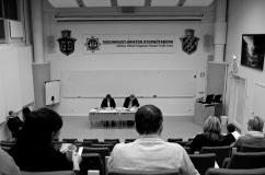 Dagen avslutades med förbundsfullmäktige för Räddningstjänsten i Storgöteborg.