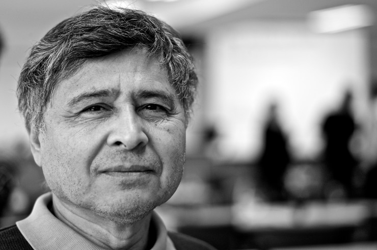 Det är lyxigt att ha ännu en vänsterpartist i nämnden: José Arévalo.