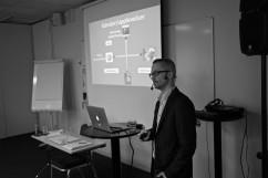 Lars E. Olsson, docent i psykologi pratade om upplevelser av resor i vardagen.